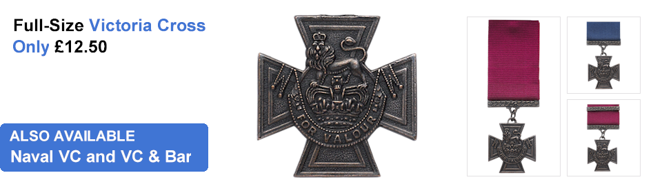 Reproduction Victoria Cross Medal