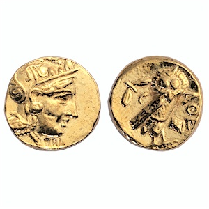 Athens Gold Stater