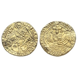 Richard III Gold Angel