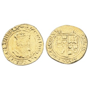 James I Gold Crown