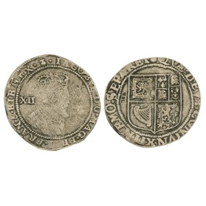 James VI and I Shilling