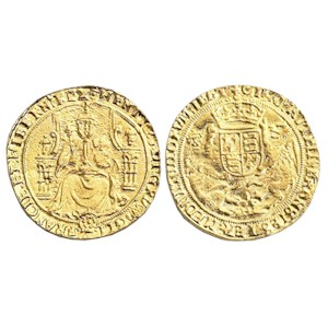 Henry VIII Half-Sovereign