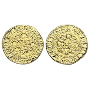 Edward III Quarter-Noble