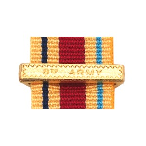 8th Army Clasp - Miniature
