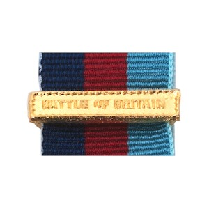 Battle of Britain Clasp - Miniature