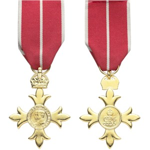 Officer, The Most Excellent Order of the British Empire (OBE)