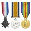Pip, Squeak and Wilfred Medals - Full-Size