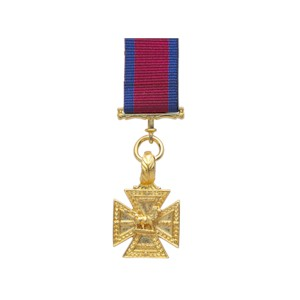Army Gold Cross - Miniature