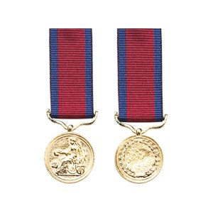Army Gold Medal - Miniature