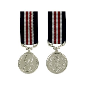 Military Medal - Miniature