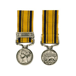 South Africa Medal - Miniature